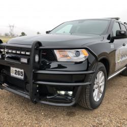 2019+ Dodge Durango Pursuit TVI Grille Guard