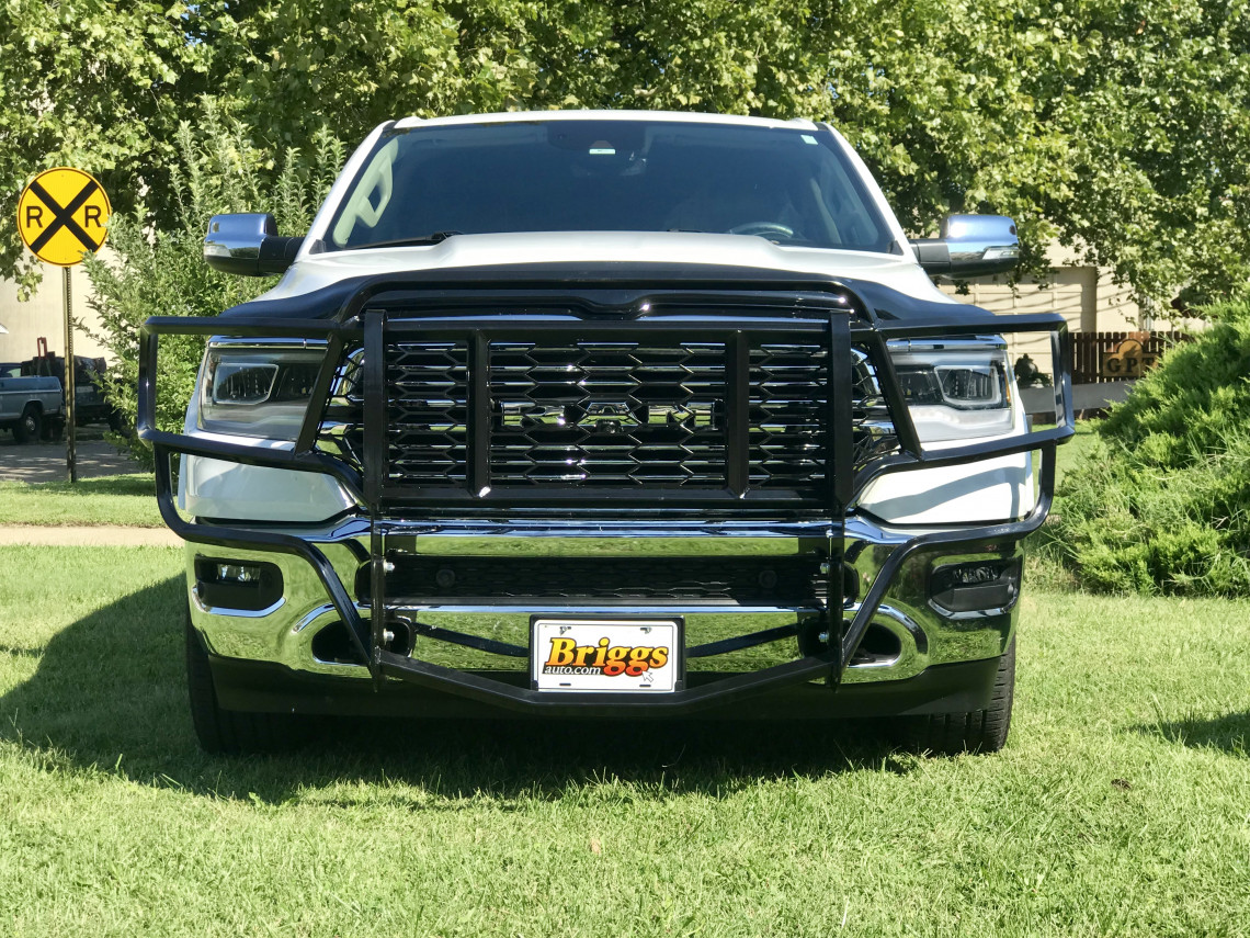 ram 1500 grille guard compatible with front camera 2019 thunder struck bumpers thunder struck bumpers