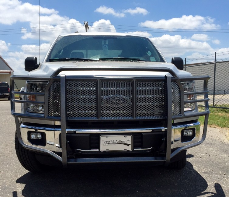 2018 F150 Colors >> Ford F-150 Grille Guard 2015-2017 | Thunder Struck Bumpers